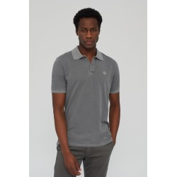 TED POLO DARK GREY