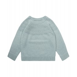 PULL MAILLE GAHO GRIS