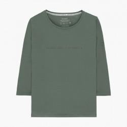 T-SHIRT VELETA GREEN