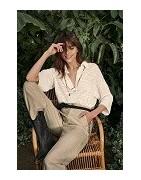 Ethique style blouse eco-responsable bio éthique